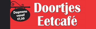 Logo Doortjes Eetcaf Website